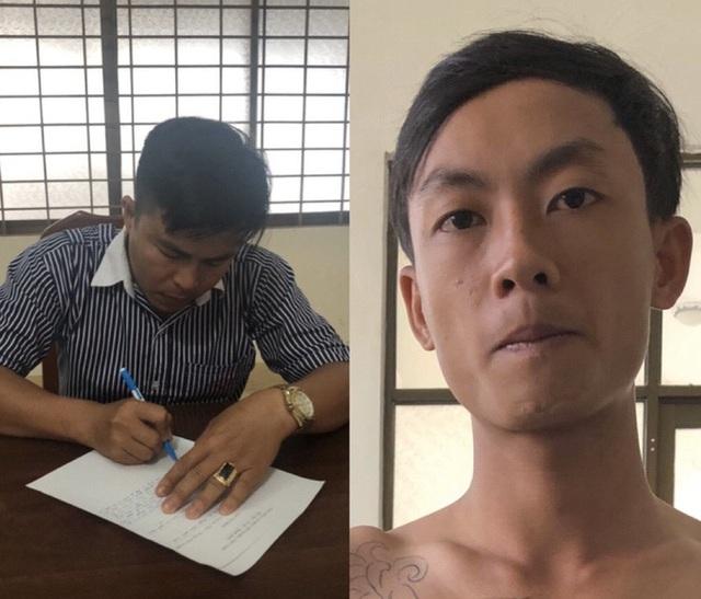 Bắt khẩn cấp nghi can chặn xe rạch mặt cô gái 26 tuổi ở Bà Rịa - Vũng Tàu - 1