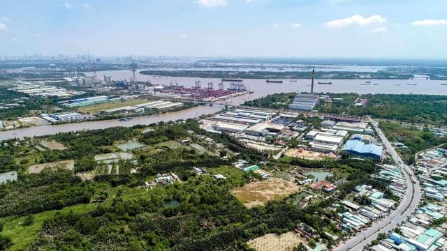 Bất động sản công nghiệp tiếp tục sôi động, nhà đất Cần Giuộc hưởng lợi - 1