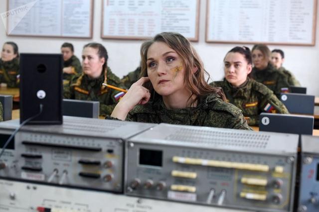 """Vẻ đẹp của những """"bông hồng thép"""" trong lực lượng tên lửa chiến lược Nga - Ảnh minh hoạ 6"""
