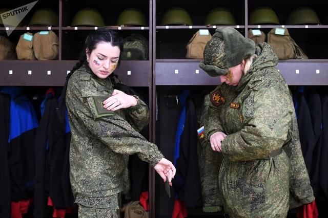 """Vẻ đẹp của những """"bông hồng thép"""" trong lực lượng tên lửa chiến lược Nga - Ảnh minh hoạ 9"""