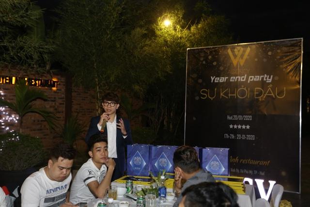 CEO Phan Xuân Hữu: Con đường khởi nghiệp không trải hoa hồng - 1
