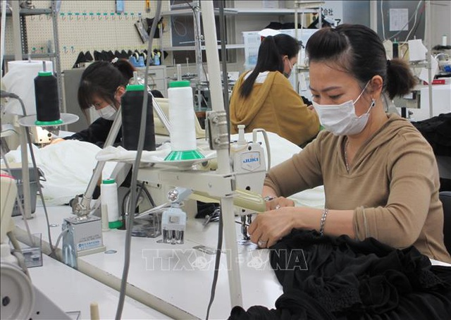 Chưa có thực tập sinh Việt Nam nào tại Nhật Bản bị lây nhiễm Covid-19 - 2