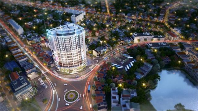 Apec Mandala Wyndham – Tổ hợp TTTM, khách sạn và văn phòng cho thuê 5 sao tại Hải Dương - 2