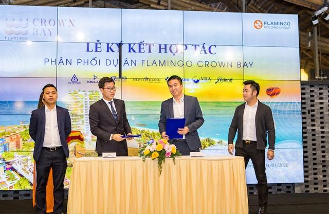 Tiếp nối thành công với Flamingo Group, MGLand chính thức phân phối Dự án FLamingo Crown Bay Thanh Hoá - 1