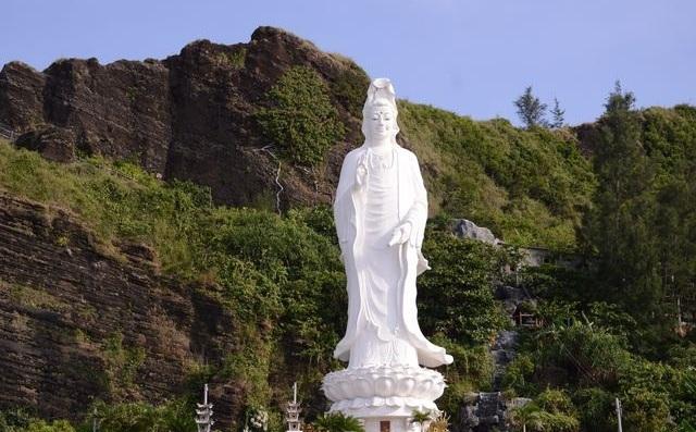 Kỳ vĩ núi lửa triệu năm tuổi trên đảo Lý Sơn - 2