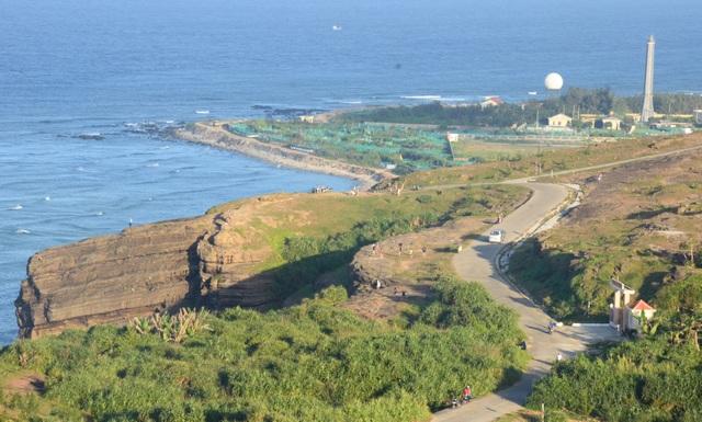 Kỳ vĩ núi lửa triệu năm tuổi trên đảo Lý Sơn - 6
