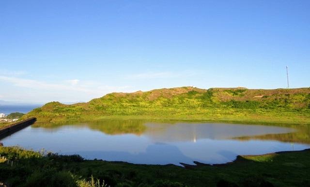 Kỳ vĩ núi lửa triệu năm tuổi trên đảo Lý Sơn - 7