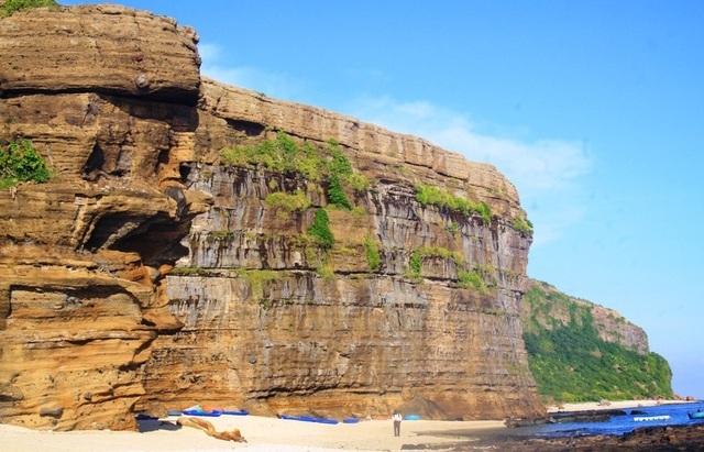 Kỳ vĩ núi lửa triệu năm tuổi trên đảo Lý Sơn - 8