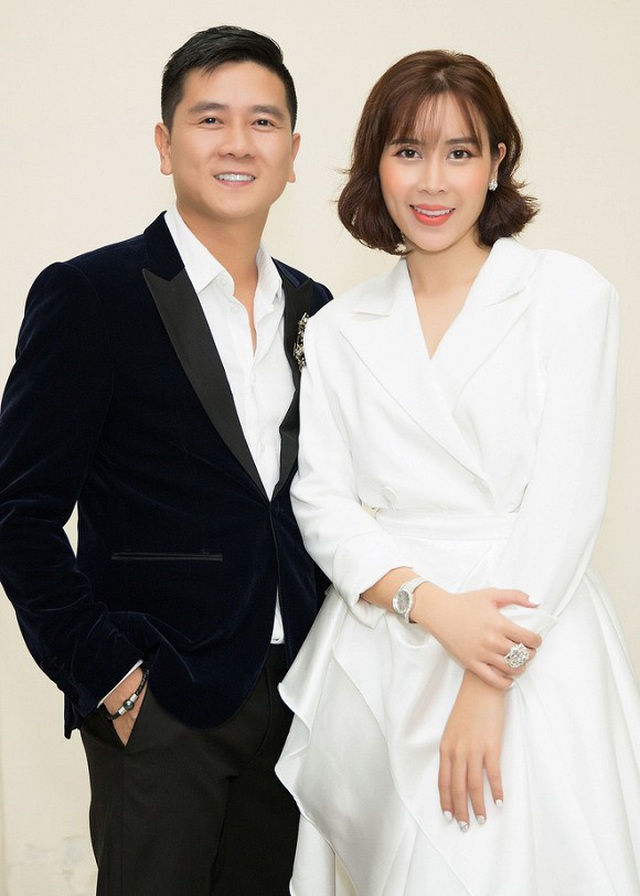 Hồ Hoài Anh tặng Lưu Hương Giang nhẫn kim cương sau ồn ào ly hôn - 2