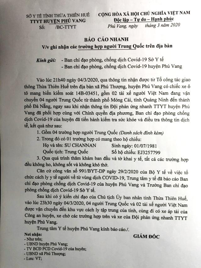 Vụ xe khách chở nhóm người Trung Quốc: Sang Việt Nam trốn dịch - 5