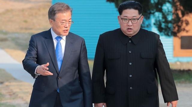 """Ông Kim Jong-un gửi thư cho Tổng thống Hàn Quốc trong """"bão"""" dịch corona  - 1"""