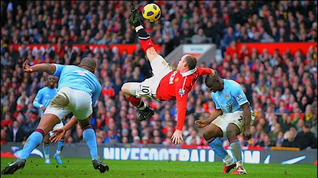 10 khoảnh khắc đáng nhớ của Rooney trong màu áo Man Utd - 6