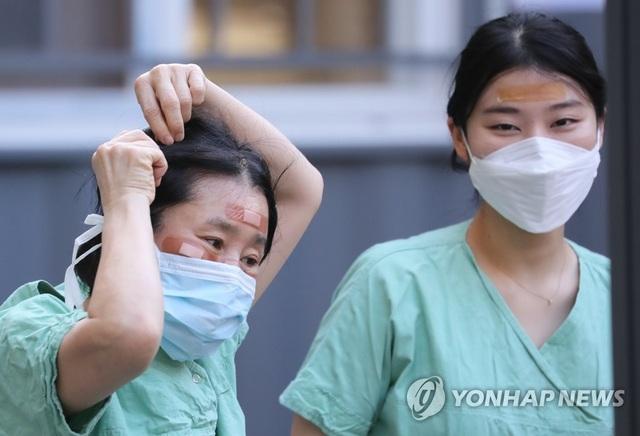 Số ca nhiễm virus corona tại Hàn Quốc tăng lên 5.766 - 1