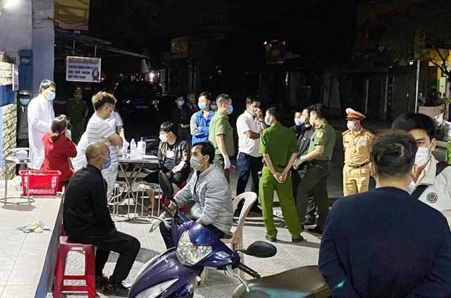 Vụ xe khách chở nhóm người Trung Quốc: Sang Việt Nam trốn dịch - 1