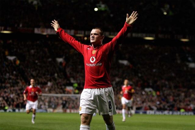 10 khoảnh khắc đáng nhớ của Rooney trong màu áo Man Utd - 2