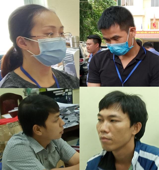 Vai trò của 13 đối tượng vừa bị bắt trong vụ án Alibaba - 1
