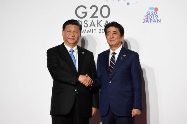 Ông Tập Cận Bình hoãn thăm Nhật Bản vì dịch corona - 1