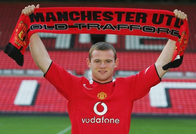 10 khoảnh khắc đáng nhớ của Rooney trong màu áo Man Utd - 1
