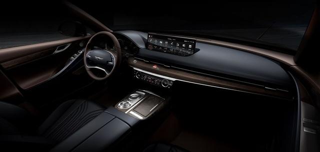Genesis G80 thế hệ mới - Dài hơn, thanh lịch hơn - 2