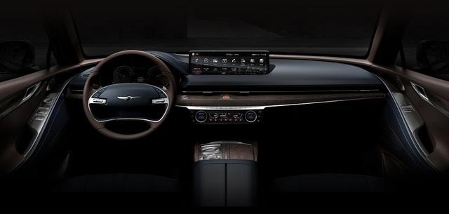 Genesis G80 thế hệ mới - Dài hơn, thanh lịch hơn - 5