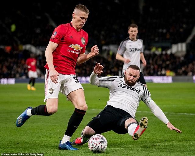 Derby County 0-3 Man Utd: Ighalo tỏa sáng với cú đúp - 4