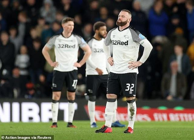 Wayne Rooney tiếc nuối vì không thể chọc thủng lưới Man Utd - 1