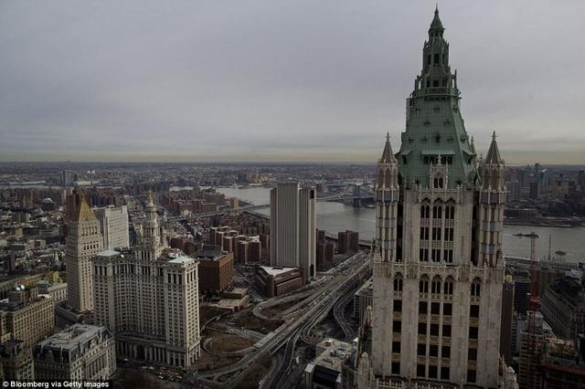 Bên trong căn hộ Penthouse trên đỉnh tòa nhà nổi tiếng nhất New York - 2