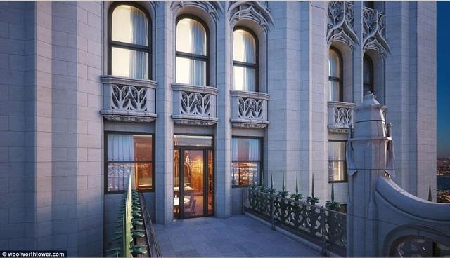 Bên trong căn hộ Penthouse trên đỉnh tòa nhà nổi tiếng nhất New York - 3