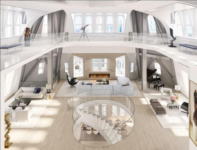 Bên trong căn hộ Penthouse trên đỉnh tòa nhà nổi tiếng nhất New York - 5