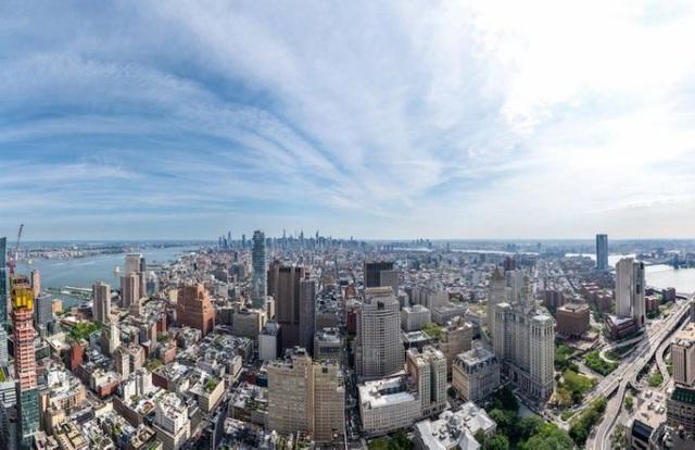 Bên trong căn hộ Penthouse trên đỉnh tòa nhà nổi tiếng nhất New York - 6