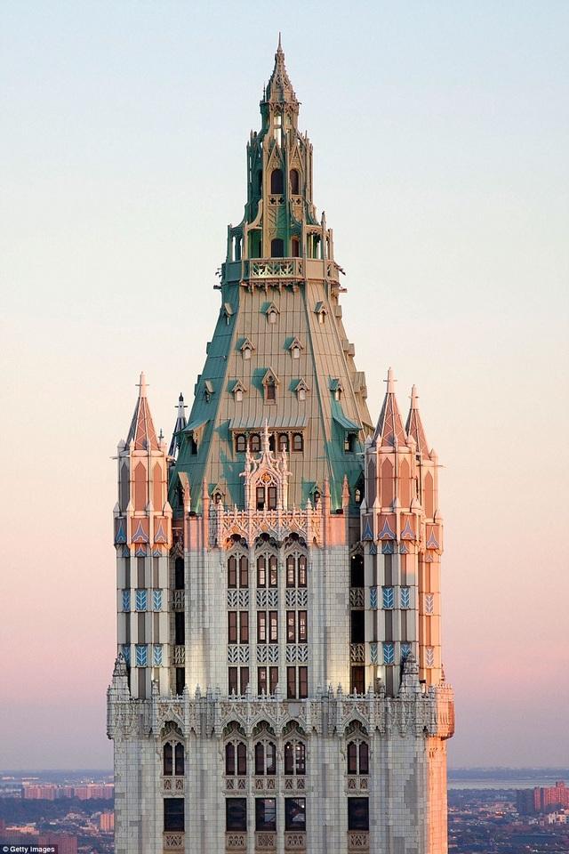 Bên trong căn hộ Penthouse trên đỉnh tòa nhà nổi tiếng nhất New York - 7