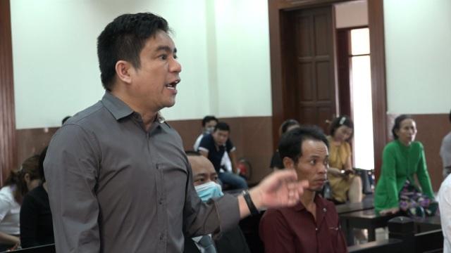 Tòa đề nghị dẫn giải nhân chứng trong vụ bác sỹ Chiêm Quốc Thái bị chém - 2