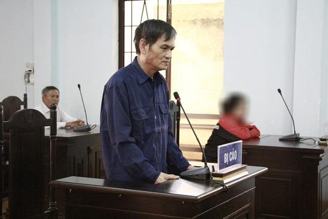 Gã chủ nhà hiếp dâm nữ giúp việc khuyết tật lãnh án 7 năm tù giam - 1