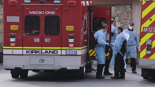 12 người tử vong, virus corona lan rộng tại Mỹ - 1