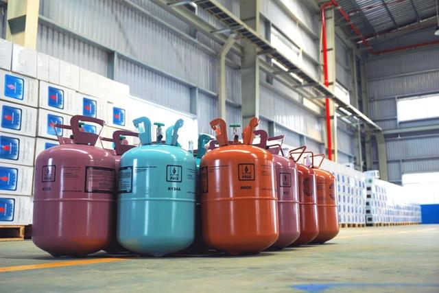 Gas lạnh trong công cuộc bảo vệ môi trường - 3