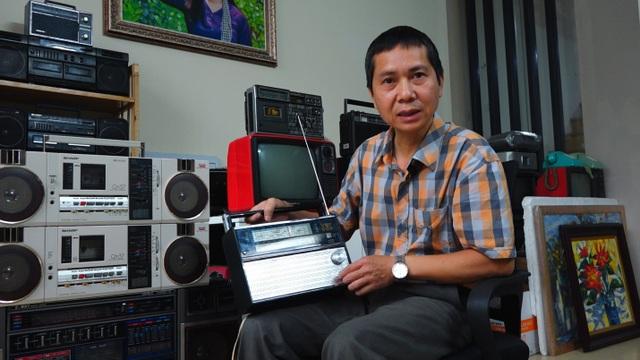 Bộ sưu tập 1000 chiếc đài radio cassette cổ gần 1 tỷ đồng tại Hà Nội - 3