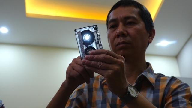 Bộ sưu tập 1000 chiếc đài radio cassette cổ gần 1 tỷ đồng tại Hà Nội - 4