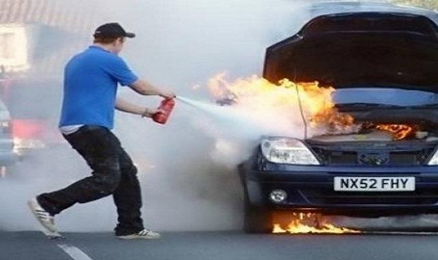 Nguyên nhân khiến ô tô dễ cháy nổ | Báo Dân trí