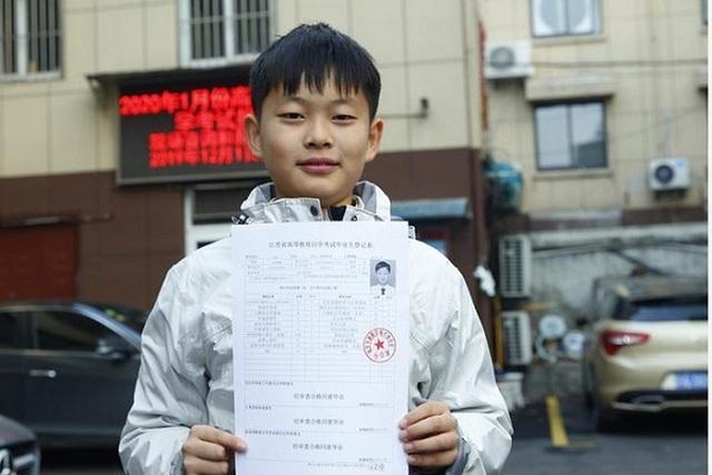 Cậu bé 11 tuổi từng lập kỷ lục Guinness sắp tốt nghiệp đại học - 3