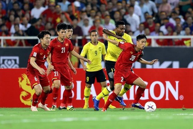 AFC chính thức hoãn trận đấu đội tuyển Việt Nam gặp Malaysia - 1