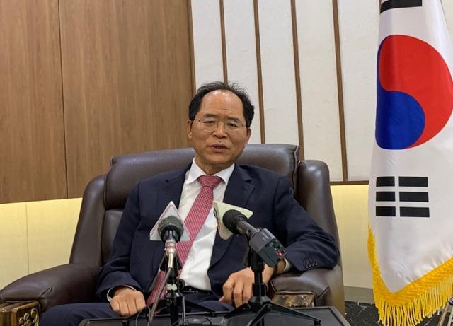 Hàn Quốc chữa trị tận tình cho công dân Việt Nam nhiễm virus corona - 1