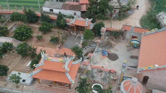 Sai phạm tại Khu nhà vườn Trương Gia Trang, chính quyền Ý Yên có biết ? - 1