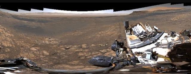 Toàn cảnh sao Hỏa lần đầu tiên xuất hiện trong bức ảnh độ phân giải cực cao - 2