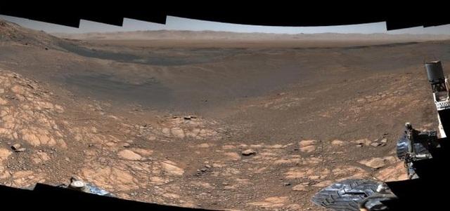 Toàn cảnh sao Hỏa lần đầu tiên xuất hiện trong bức ảnh độ phân giải cực cao - 1