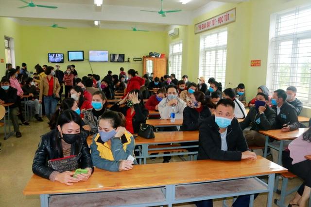 Hà Tĩnh: 100% học viên đo thân nhiệt phòng Covid-19 trước khi học lái xe - 2