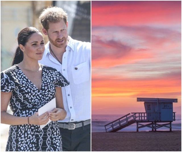 Malibu: Địa điểm lý tưởng cho ngôi nhà của Hoàng tử Harry - 1