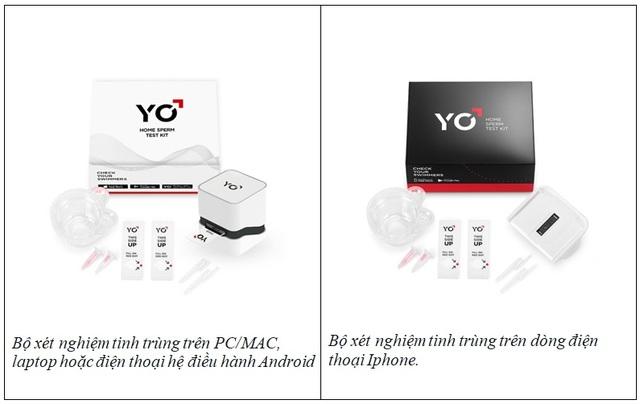 Yo Sperm Test - Xét nghiệm tinh dịch đồ tại nhà bằng công nghệ y tế 4.0 - 1