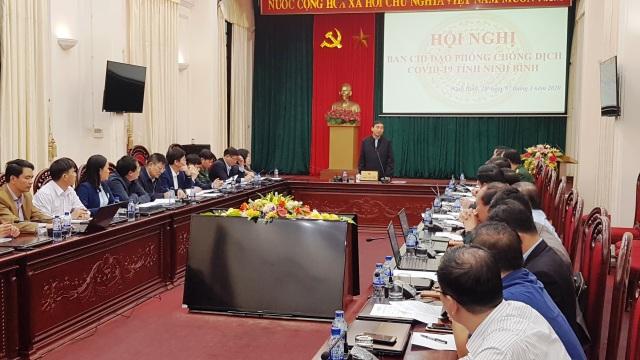 Thông tin mới về ca mắc Covid-19 ở Ninh Bình - 1