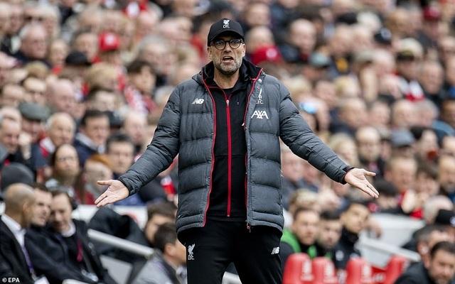 Mane, Salah giúp Liverpool lập kỷ lục trên sân nhà Anfield - 4