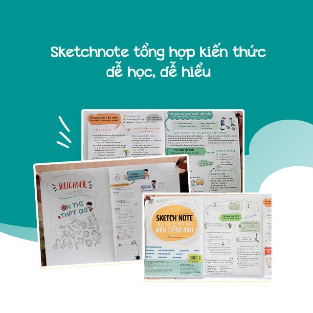 Bộ sách Sketch Test Luyện đề - Bảo bối giúp học sinh lớp 12 chinh phục kỳ thi THPTQG 2020 - 3